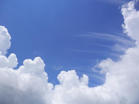 今日の雲4