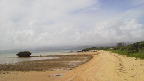 癒しの場所(砂浜)