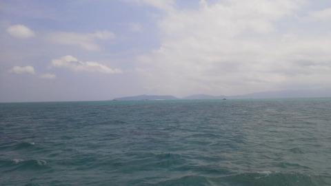 浜島と石垣島