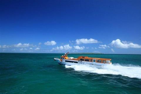 石垣ドリーム観光 船